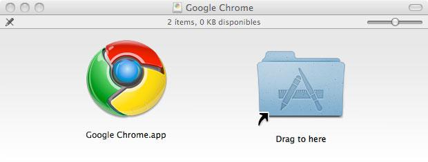 Google Chrome para Mac OS