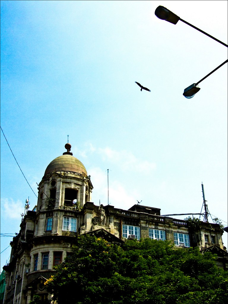 Mumbai Disturbia
