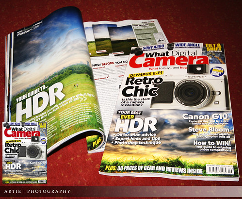 .: What Digital Camera | Front Cover Publication :.
