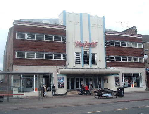 Perth Playhouse from left.