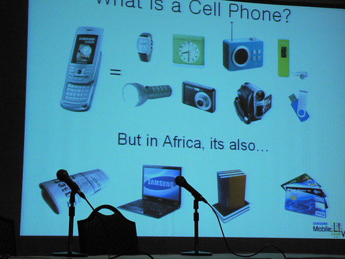 Mobile Web Africa, Johannesburg, South Africa
