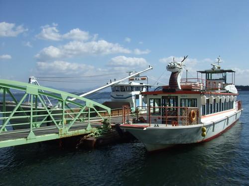 宮島 お砂焼まつり で広島の秋のおもてなし♪ 遊覧船で厳島神社 周遊も(後編)