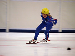 Shorttrack Anke