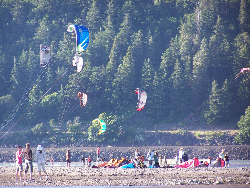 june 101 Grounded kites