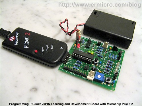 PICJazz 20PIN Learning and Development Board  (3)