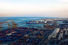 Barcelona Docks