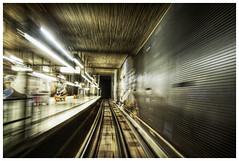 Down in the underground (Stoopsolo1966) Tags: photoshop underground metro nuremberg ubahn hdr nürnberg rathenauplatz qtpfsgui cutiepuffs