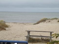Delaware Bay - 10-27-09 (Villas Girl pics) Tags: water clouds bay delawarebay