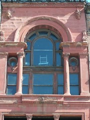 Louisville, Ky - Main St. E.-Cast Iron Building: Abandon or Restoration (Onasill ~ Bill Badzo - 59 Million - Thank You) Tags: street old sky building abandoned st architecture clouds facade vintage buildings walking town photo site downtown tour state kentucky ky district main whiskey row historic restore e castiron restored historical louisville register mainst bourbon lofts warehouses attraction preservation ghostsign ghostsigns greengrass jeffersoncounty nrhp emainst onasill