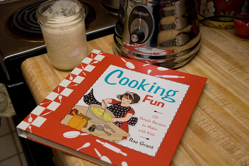 cooking fun - the book