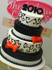 """graduation cake • <a style=""""font-size:0.8em;"""" href=""""http://www.flickr.com/photos/40146061@N06/4565801512/"""" target=""""_blank"""">View on Flickr</a>"""