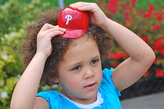 Tiny Little Phillies Hat