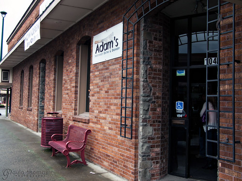 Adam's Bistro and Brewery