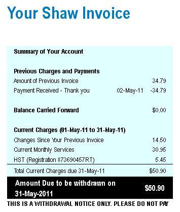 2011-May-24 shaw invoice