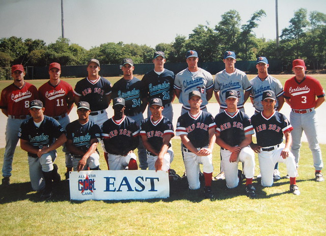 Early '90s(?) Cape Cod East all-stars