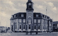 Sudbury - Elm and Durham Post Office C1919 v08 (363FroodRd / 573PineSt) Tags: sudbury sudburyon