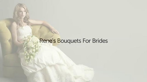 Brand New Book - René's Bouquets for Brides on Vimeo by René van Rems by greenfairy68