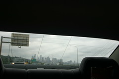 Leaving Seattle