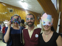 New Year's Eve Masks