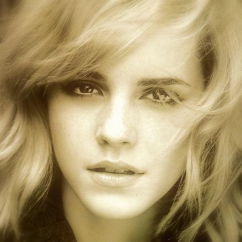 beautiful emma watson