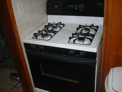 New stove!