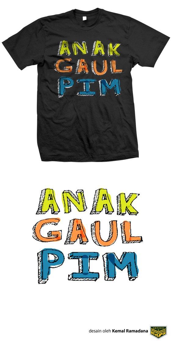 ANAK GAUL PIM-item kdri