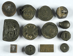 Open dies from India (2Roses Jewelry) Tags: bronze tools metalworking dies 2roses