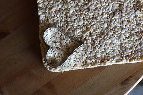 Heart Krispies