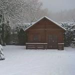 Snow - Log Cabin thumbnail