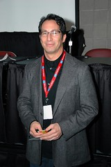 Marvel head of animation Eric Rollman