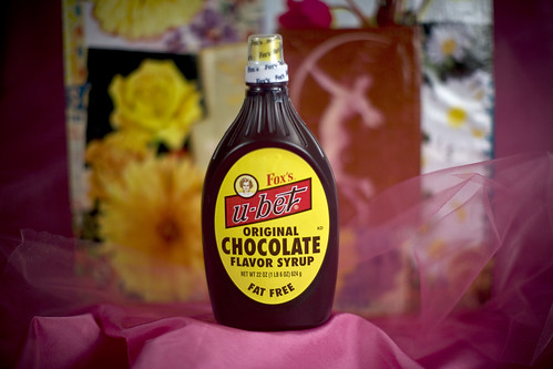 U-Bet Chocolate Syrup