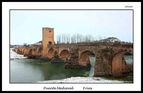 Puente de Frías. por Iabcstm.