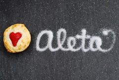 Love, Aleta.
