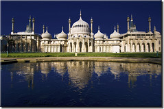 Royal Pavilion on Ice (Pepeketua) Tags: uk blue england sky ice photoshop canon pond brighton indian royal palace bleu ciel filter pavilion acr reflexions soe 1022mm 10mm blueribbonwinner gnd golddragon 400d specialtouch platinumphoto anawesomeshot colorphotoaward brillianteyejewel spiritofphotography multimegashot rubyphotographer ubej micarttttworldphotographyawards micartttt worldsartgallery