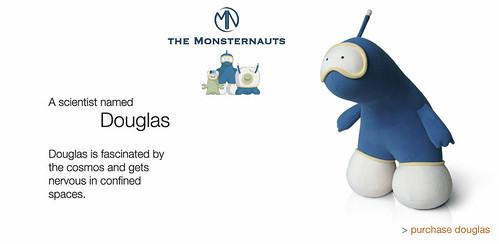 怪物公司布偶/产品设计