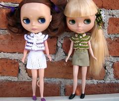 Perla and Maggie