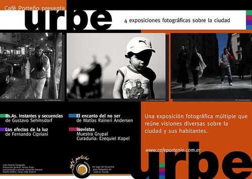 Café Porteño Presenta - Urbe