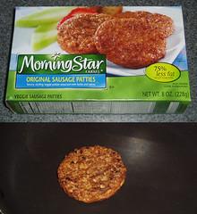Morningstar Farms - Sausage Patties