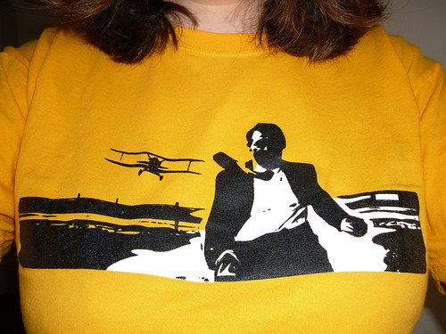 'North by northwest' T-Shirt