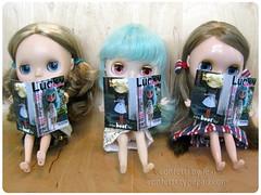 girls & magazines...