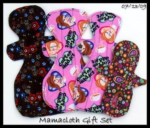 Mamacloth Gift Set