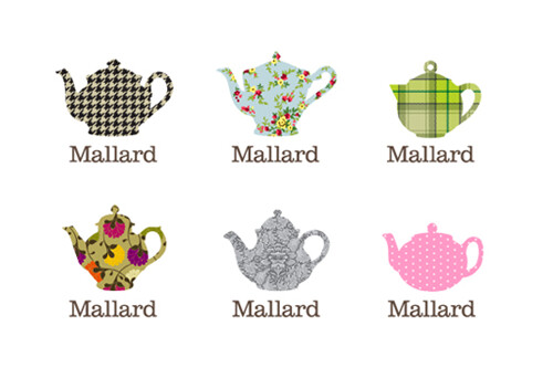 Mallard Tearooms Logo Designed by Sarah Walsh
