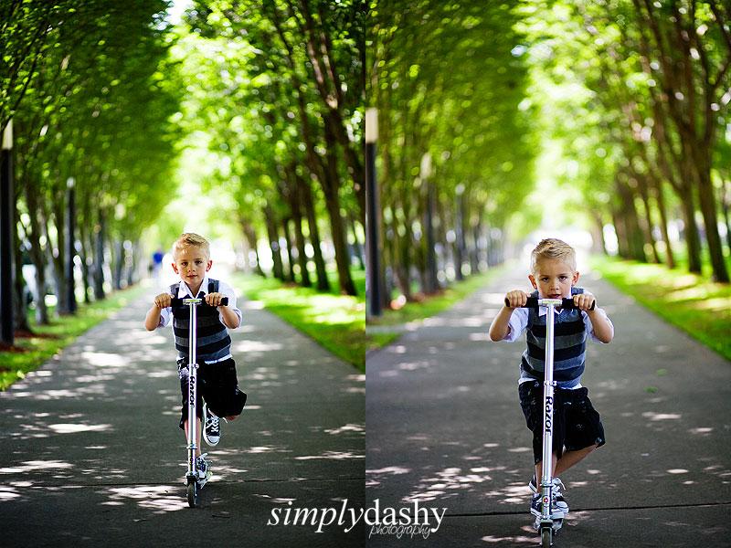 Dumas2_QuinnRunningOnRazor