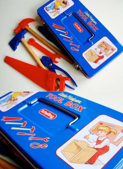 Kiddie toolbox