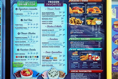 Sonic menu-1