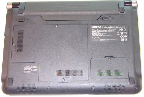 BenQ Joybook Lite U121 Eco access panels