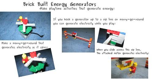 Learn to Teach , Teach to Learn / Lego Generator