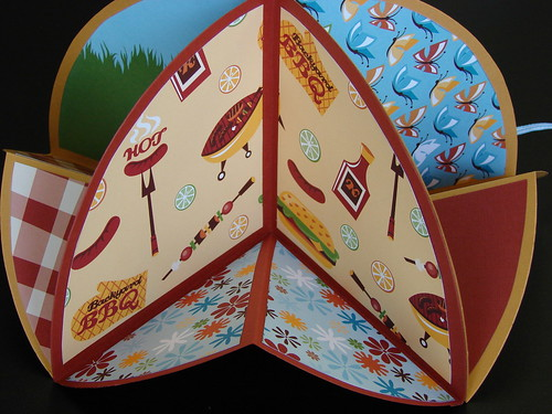 Circle Pop-Up Book