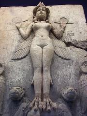 The Queen of the Night (Jamie Barras) Tags: uk england london treasure goddess archeology mesopotamia hammurabi