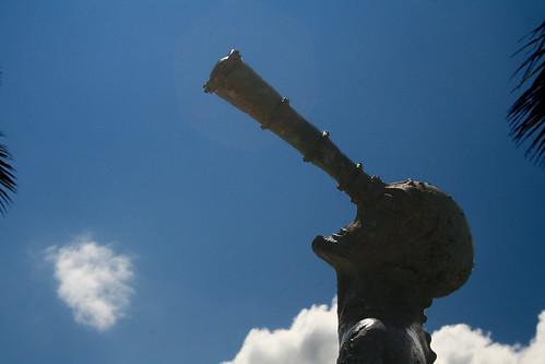 Eyescope Statue - Puerto Vallarta